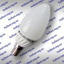 светодиодная лампа Свеча Е14 - цена 65 грн