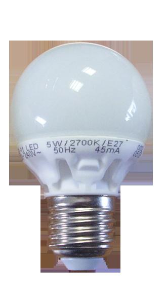 LED лампа Electrum 5W
