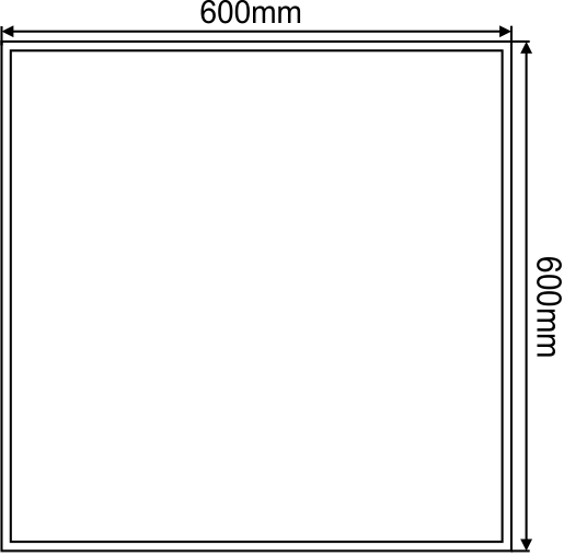 растровые светильники