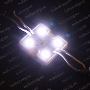 Светодиодные модули для освещения галлерей