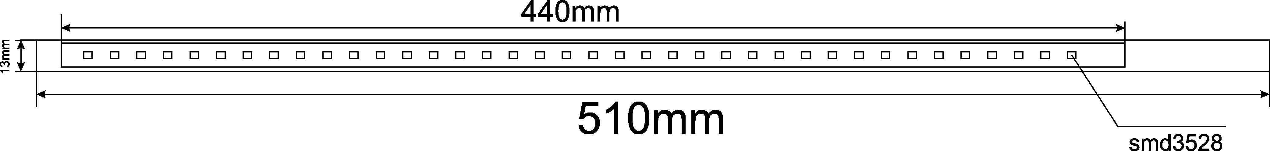 Led метеоритный дождь схема
