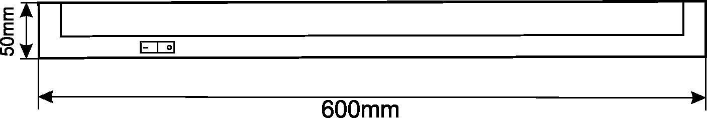 Led фитолампы Т5 60 см 5Вт