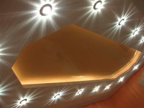 Мощные точечные светильники украина, точечные светильники купить, точечные потолочные светильники